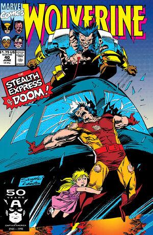 Wolverine Vol 2 40
