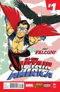 All-New Captain America Vol 1 1 Anka Variant