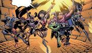 Asgardians (Earth-717) What If Thor Vol 1 1