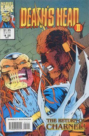Death's Head II Vol 2 12