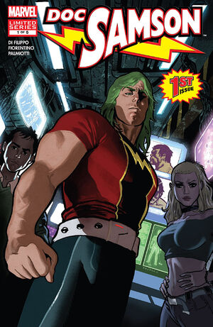 Doc Samson Vol 2 1