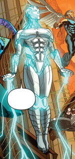 Electro (Earth-TRN590) from Spider-Man 2099 Vol 3 12 0001