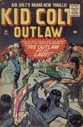 Kid Colt Outlaw Vol 1 88