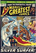 Marvel's Greatest Comics Vol 1 35