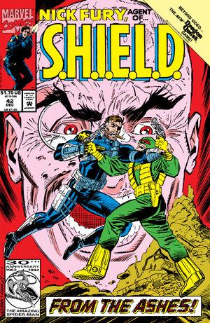 Nick Fury, Agent of S.H.I.E.L.D. Vol 3 42