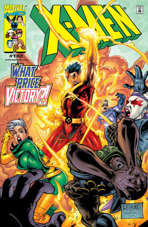 X-Men Vol 2 102