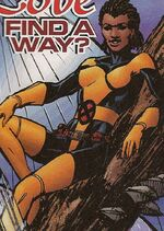 Charlotte Jones (Earth-161) from X-Men Forever Giant-Size Vol 1 1 0001