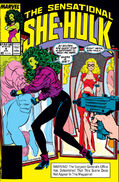 Sensational She-Hulk Vol 1 4