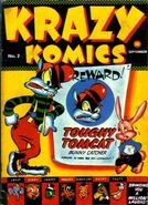 Krazy Komics Vol 1 2