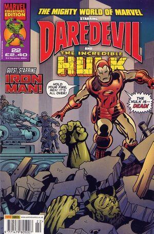Mighty World of Marvel Vol 3 22