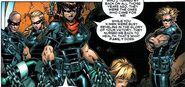 Elizabeth Guthrie, Paige Guthrie, Samuel Guthrie and Joshua Guthrie (Earth-295) from X-Men Age of Apocalypse Vol 1 4 0002