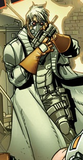 James Bradley (Earth-616) from Cable and X-Force Vol 1 1