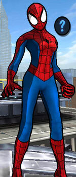 Spider-Woman (May Parker) from Spider-Man Unlimited (video game) 001