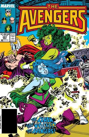 Avengers Vol 1 297