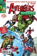 Avengers Vol 5 24.NOW Avengers as X-Men Deodato Variant