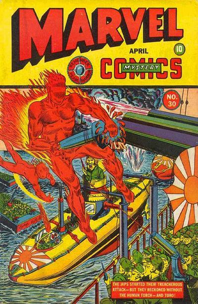 """Résultat de recherche d'images pour """"marvel mystery comics 30"""""""