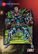 Nathan Summers (Earth-616) from Marvel Universe Cards Series III 0001