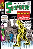 Tales of Suspense 43