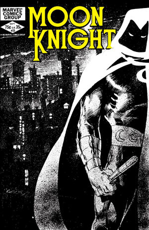 Moon Knight Vol 1 23