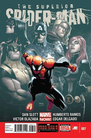 Superior Spider-Man Vol 1 7