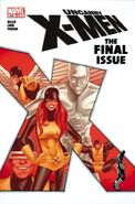 Uncanny X-Men Vol 1 544 Solicit