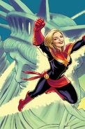 Captain Marvel Vol 8 15 Textless