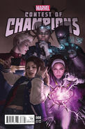 Contest of Champions Vol 1 8 Rahzzah Variant