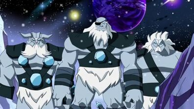 Frost Giants (Earth-8096)