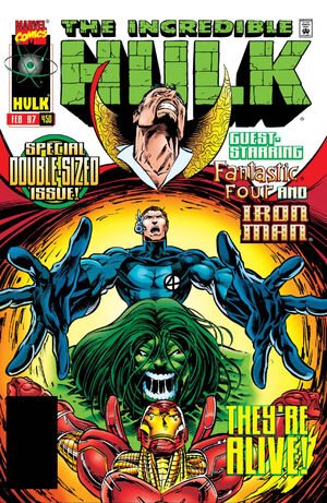 Incredible Hulk Vol 1 450