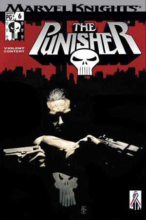 Punisher Vol 6 6