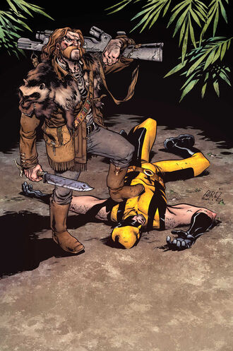 Wolverine and the X-Men Vol 1 26 Textless