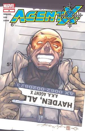 Agent X Vol 1 6