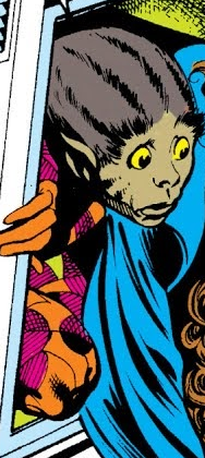 Ferret (Warpies) (Earth-616) from Excalibur Vol 1 64 0001