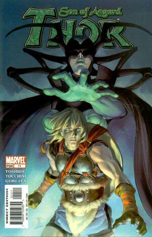 Thor Son of Asgard Vol 1 11