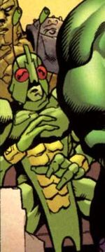 Bug (Earth-20051) Marvel Adventures Hulk Vol 1 12
