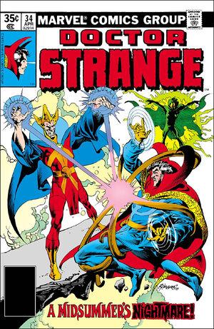 Doctor Strange Vol 2 34