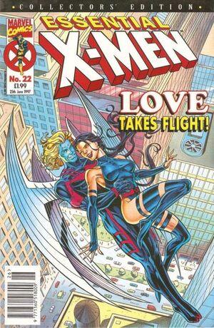 Essential X-Men Vol 1 22