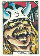 Illyana Rasputina (Earth-616) from Arthur Adams Trading Card Set 0001