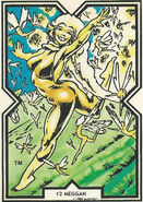Meggan Puceanu (Earth-616) from Excalibur Trading Cards 0002