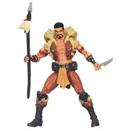 Sergei Kravinoff (Earth-616) from Marvel Universe (Toys) Series 4 Wave XVIII 0001