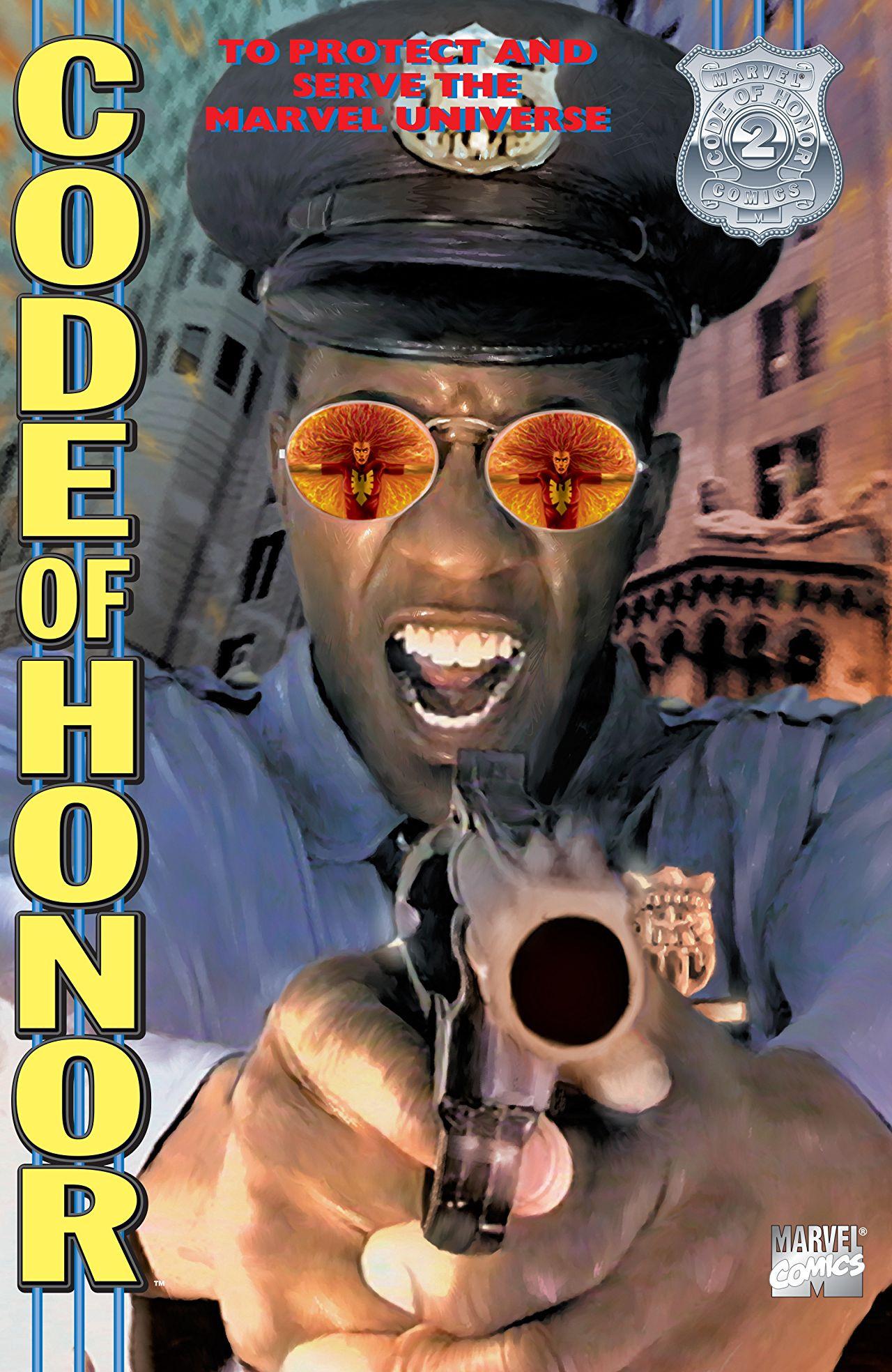 Code of Honor Vol 1 2