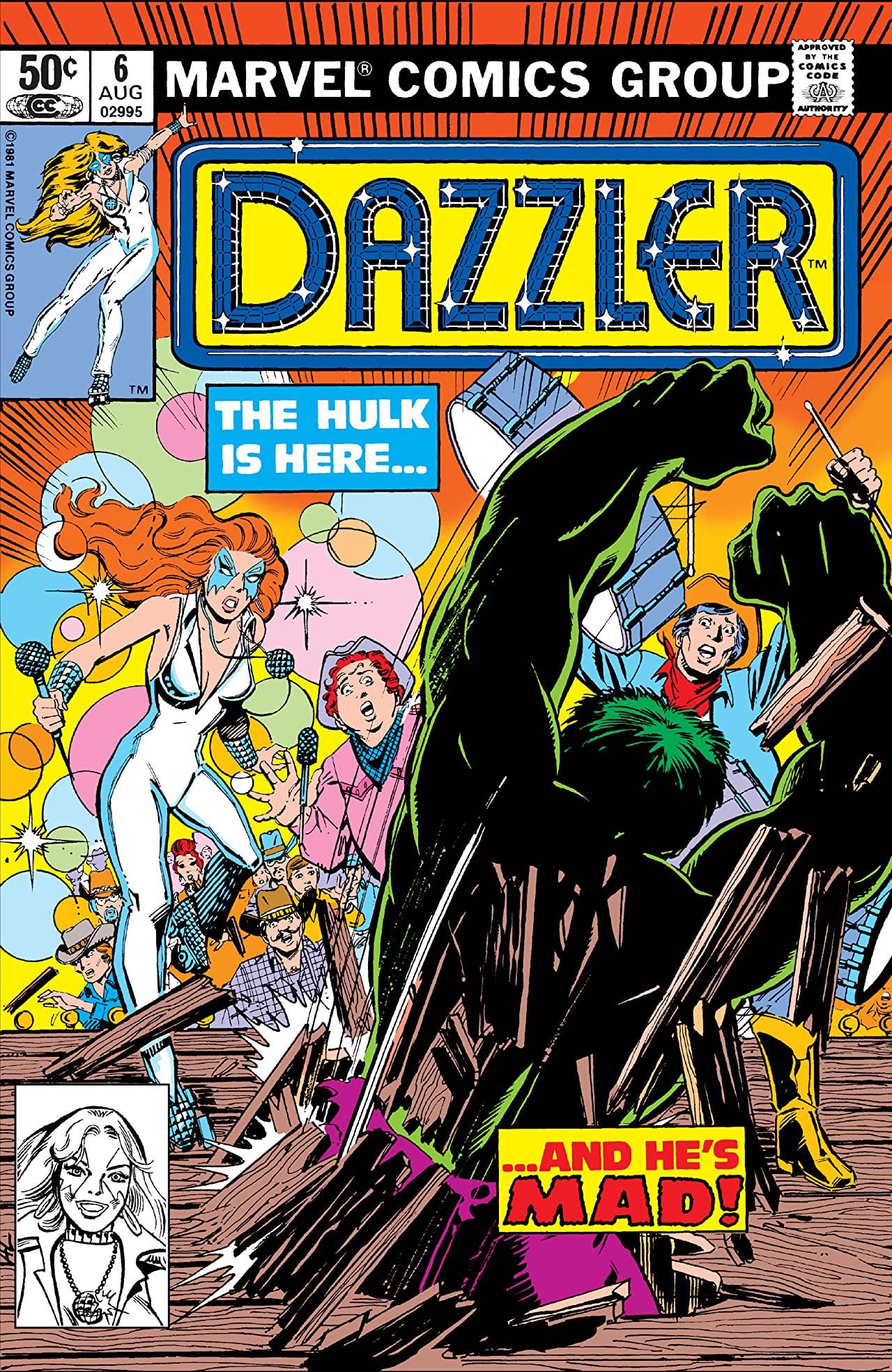 Dazzler Vol 1 6