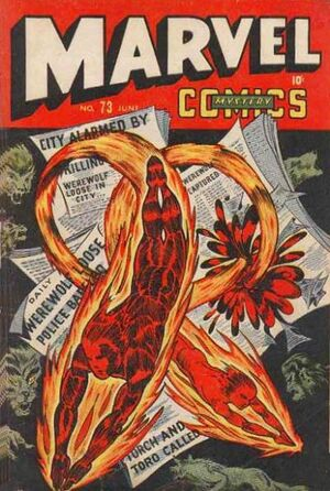 Marvel Mystery Comics Vol 1 73