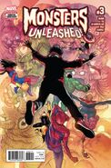 Monsters Unleashed Vol 2 3