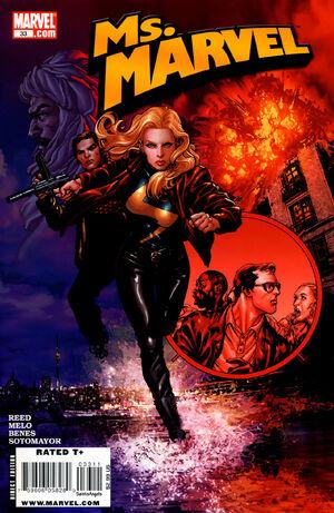 Ms. Marvel Vol 2 33