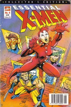 Essential X-Men Vol 1 4