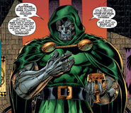 Victor von Doom (Earth-616) from Fantastic Four Vol 2 4 0001