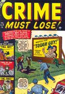 Crime Must Lose Vol 1 5