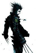 Wolverine Snikt! Vol 1 3 Textless