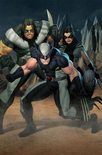 X-Force (Earth-616) from Cable Vol 2 7 0001